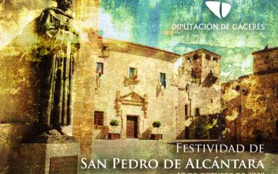 La Corporación felicita a los trabajadores y trabajadoras de la Diputación en el día de su Patrón San Pedro de Alcántara