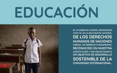 Santos Jorna: «Educación»