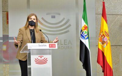 El PSOE hace un llamamiento a la responsabilidad de cara a las enmiendas parciales de los Presupuestos