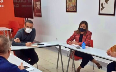 El PSOE apoya a los cultivadores de tabaco, un sector clave para el norte de Cáceres