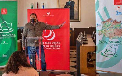 La provincia de Cáceres contará con 53 puntos de recarga para vehículos eléctricos, con una inversión de 600.000 euros
