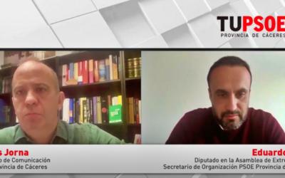 Eduardo Béjar: «Debemos ayudar a los agricultores a generar compost»