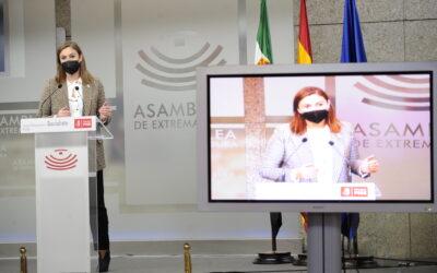 El Grupo Socialista pide a la oposición coherencia política ante la pandemia