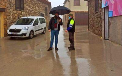 La Diputación lleva a cabo obras en la red de saneamiento, abastecimiento y firme en Piornal