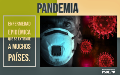 Santos Jorna: «Pandemia»