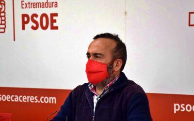 """Miguel Á. Morales: """"El PSOE funciona gracias al trabajo de sus representantes en el ámbito municipal"""""""