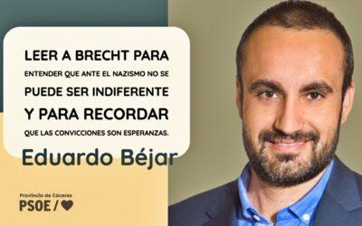"""Eduardo Béjar: """"Alelopatía política"""""""