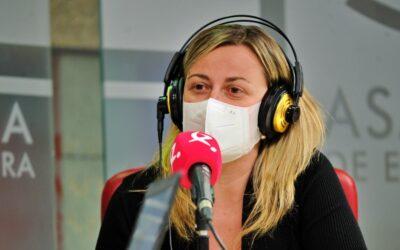 Blanca Martín: «La prioridad de la política debe ser seguir luchando contra la Covid-19»