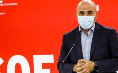 El PSOE ofrece a Extremadura la estabilidad política y social que se necesita para salir de la crisis