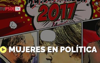 Blanca Martín: «El PSOE sí cree en la igualdad entre mujeres y hombres»