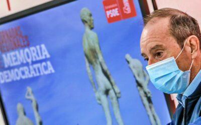 El PSOE de Extremadura acoge este sábado las VI Jornadas de Memoria Democrática