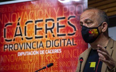 """Impulsar un sector """"que creará empleo a la vez que mejorará la igualdad social y económica"""", objetivo de los I Premios a la Creación en la Industria del Software de la Diputación de Cáceres"""
