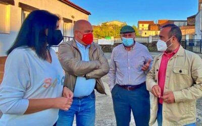 Conformada nueva agrupación socialista en Santa Cruz de Paniagua
