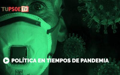 Hablamos con Elisabeth Martín de política en tiempos de pandemia