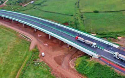 Comenzó la prueba de carga en el viaducto de Valdeflores de la Ronda Sureste de Cáceres