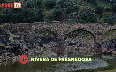 Hablamos con Mónica Martín sobre la Mancomunidad de Rivera de Fresnedosa