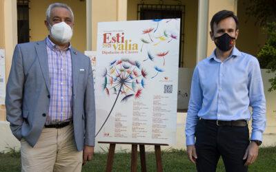 Estivalia se prepara para volver a llenar las calles y plazas de los pueblos de la provincia de música, danza y teatro