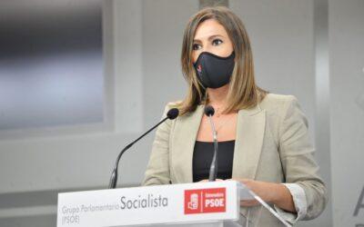 Lara Garlito: «Han buscado»