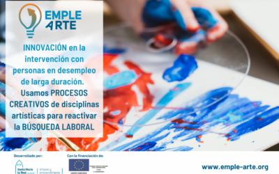 Empleo participa en un proyecto piloto de reactivación laboral mediante el uso de disciplinas artísticas