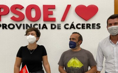 Miguel Á. Morales es el único candidato a la secretaría general del PSOE de la provincia de Cáceres