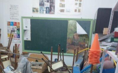 El PSOE de Casas del Monte pide la dimisión del alcalde por «dejadez» en las obras en colegio
