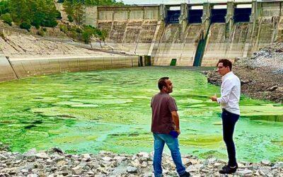 Morales insta a las autoridades competentes a tomar medidas para frenar el impacto de los desembalses en Monfragüe