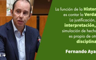 Fernando Ayala: «Justicia equitativa»