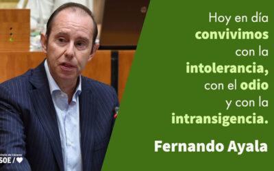 Fernando Ayala: «Humanismo»