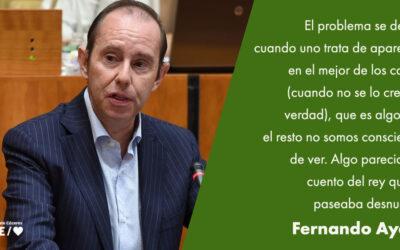 Fernando Ayala: «Predecibilidad»