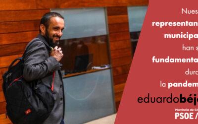 Eduardo Béjar: «Tenemos todo para saber que el futuro es esperanzador»