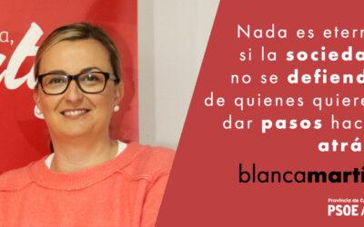 Blanca Martín: «90 años»
