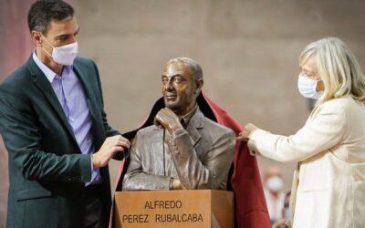 El 40 Congreso homenajeó a Alfredo Pérez Rubalcaba