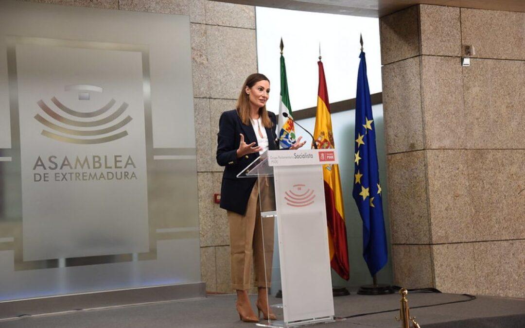 Los Presupuestos Generales contienen las prioridades de Extremadura: empleo y vivienda