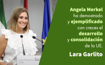 Lara Garlito: «Nuestro destino»