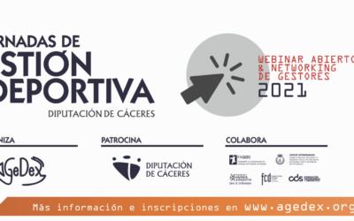 Malpartida de Plasencia acoge una nueva sesión de las Jornadas de Gestión Deportiva de la Diputación de Cáceres