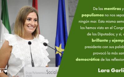 Lara Garlito: «¿Y ahora qué?»
