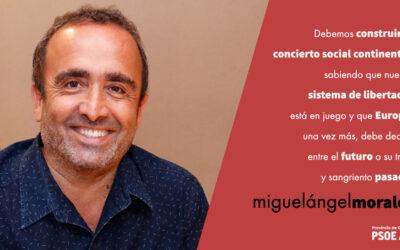 Miguel Á. Morales: «Vencer al odio»