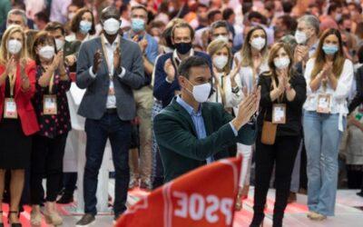 La nueva Comisión Ejecutiva Federal del PSOE, aprobada con el 95% de los votos